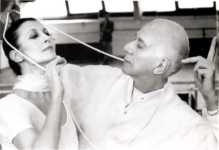 Carla Fracci e Roland Petit
