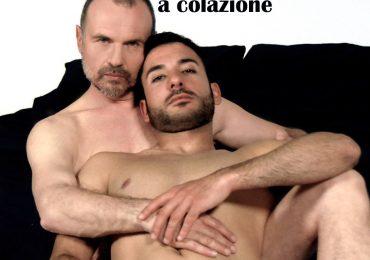 gli interpreti: Riccardo Castagnari e Igor Petrotto