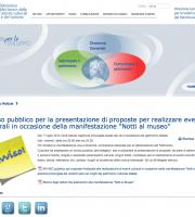 Pagina di Avviso pubblico del Ministero