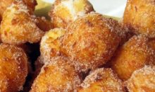 Piatto tipico: le frittelle di San Giuseppe