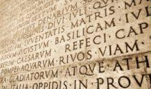 Appunti di latino | Come scrivevano le lettere gli antichi Romani