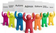 I ruoli degli utenti | Il blog Magazine Random